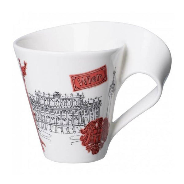 Villeroy and Boch NewWave Cities Vienna Mug 0.30L