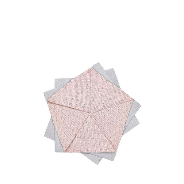 Iittala Issey Miyake X Collection Pink Table Flower Placemat 15cm