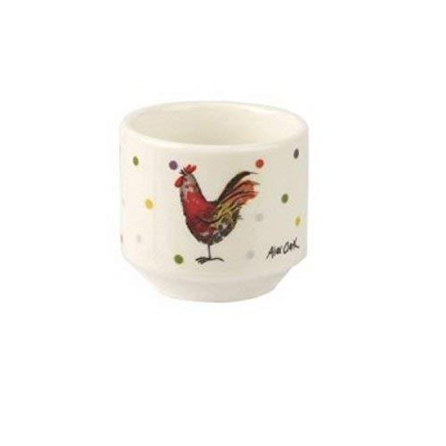 Alex Clark Rooster Egg Cup 5cm (Set Of 2)
