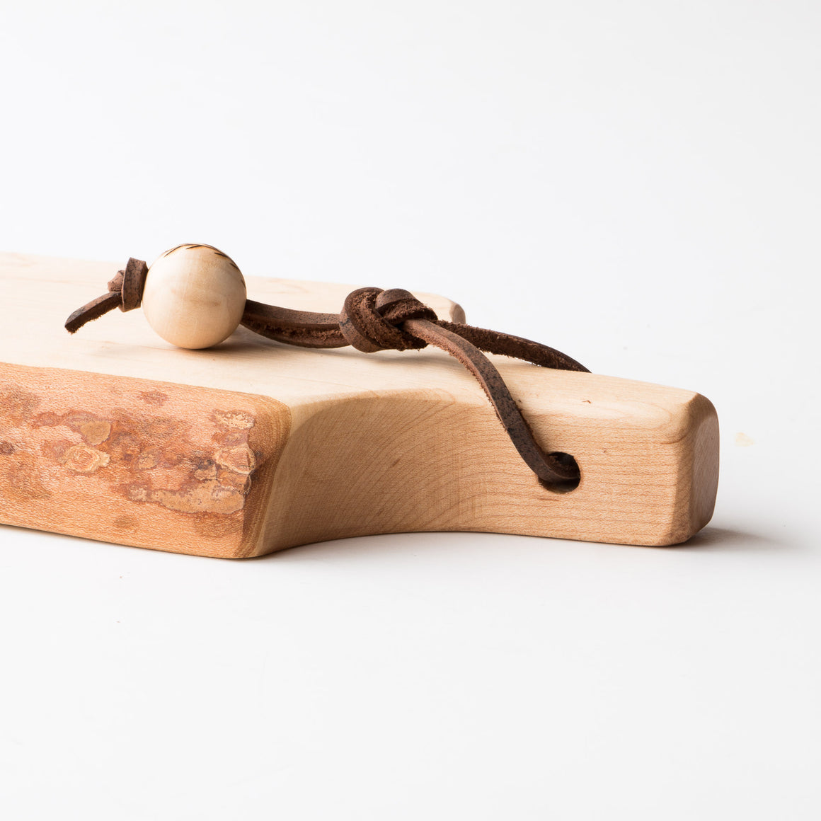 Three Handmade Long Bread Cutting Boards in Recycled Maple - Sold by Chic & Basta