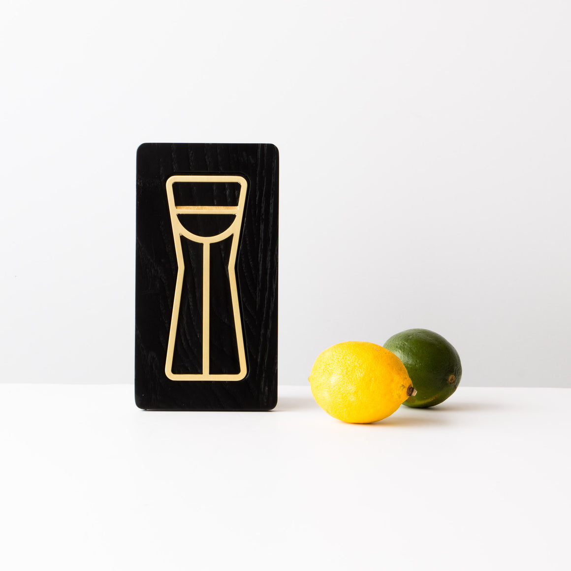 F&Y Minimal Solid Brass Bottle Opener - Made in Canada