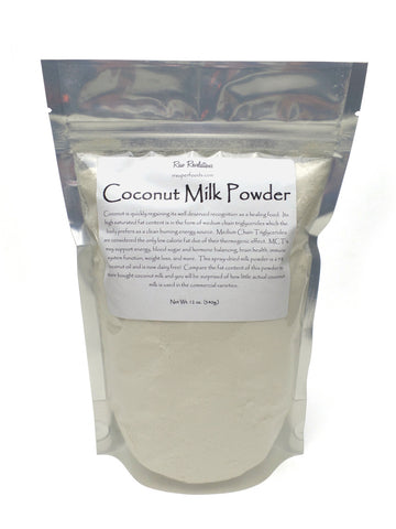 Coconut Milk Powder 12oz