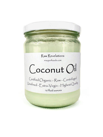 Coconut Oil 16oz