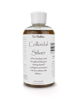 Colloidal Silver 8oz