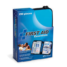 First Aid Essentials Kit 299 Piece Soft Sided