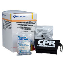 CPR Face Shield Kit in Mini Pouch