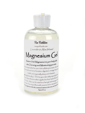Magnesium Gel 8oz