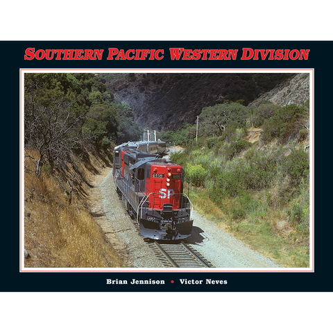 Southern Pacific Western Division