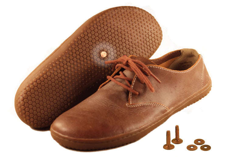 Earthing Shoe DIY Kit