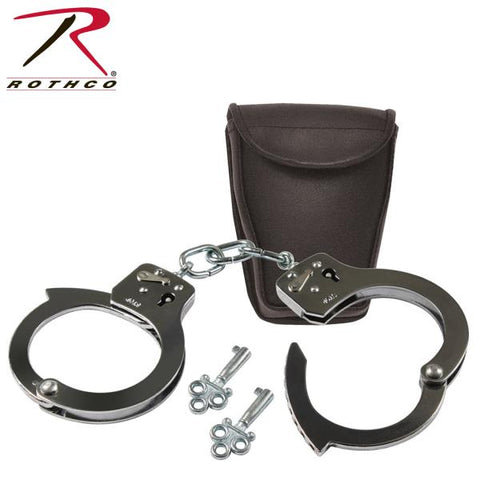Rothco Costume Handcuffs With Case