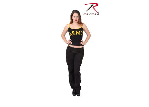 Rothco Army WomansTank Top - Hawkins Footwear and Sports