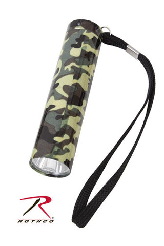 Rothco Single LED Flashlight - Hawkins Footwear and Sports  - 1