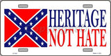 Confederate License Plates (Many Styles) - Hawkins Footwear and Sports  - 4
