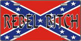 Confederate License Plates (Many Styles) - Hawkins Footwear and Sports  - 1