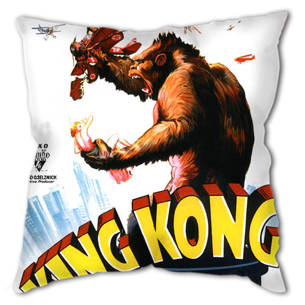 "Cushion - Cult Movies ""King Kong"""
