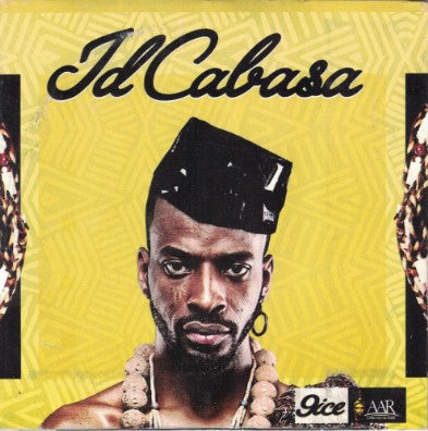 9ice - ID Cabasa - Audio CD