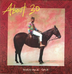 Adekunle Gold - About 30 - Audio CD