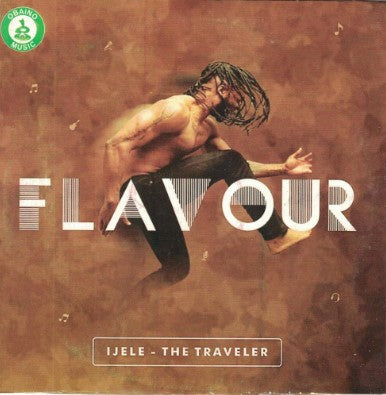 Flavour - Ijele The Traveler - Audio CD