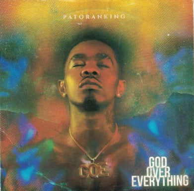 Patoranking - God Over Everything - CD