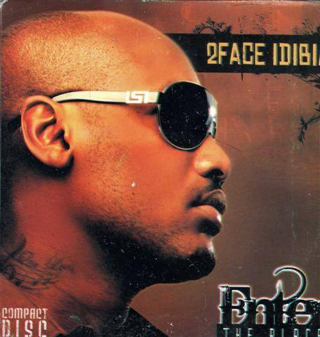 2Face Idibia - Enter The Place - CD