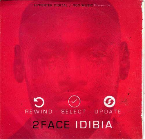 2Face Idibia - Rewind Select Update - CD