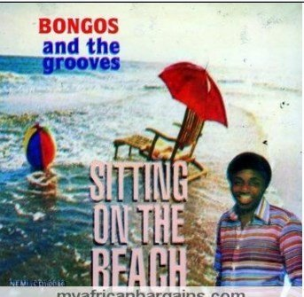 Bongos Ikwue - Sitting On The Beach - CD