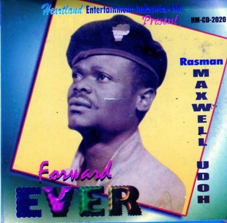 Maxwell Udoh - Forward Ever - CD