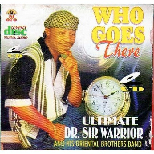Sir Warrior.Oriental - Who Goes There - CD