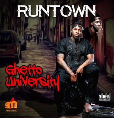 Runtown - Ghetto University - CD