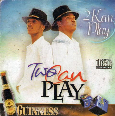 2KanPlay - Two Can Play - CD