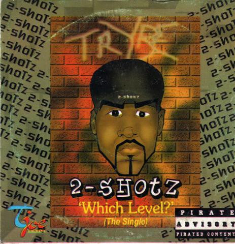 2 Shotz - Which Level? - Audio CD
