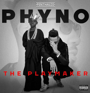 Phyno - The Playmaker - CD