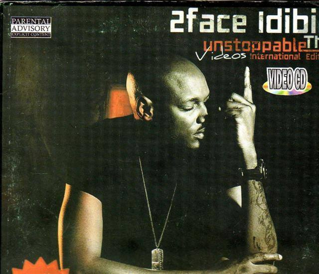 2Face Idibia - Unstoppable - Video CD
