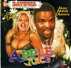 Video CD - Abass Obesere - Apple Juice - Video CD