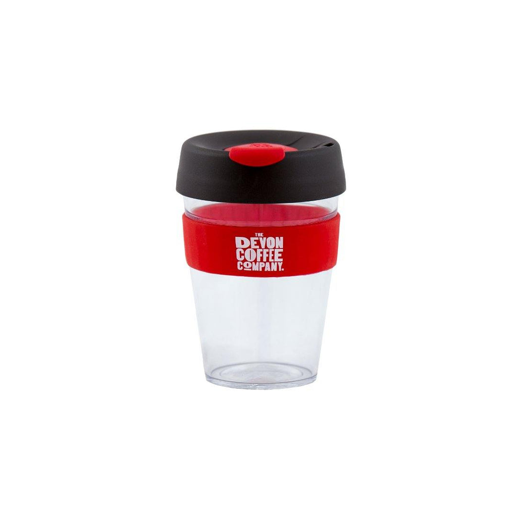 Branded KeepCups - Clear Edition (excl VAT)