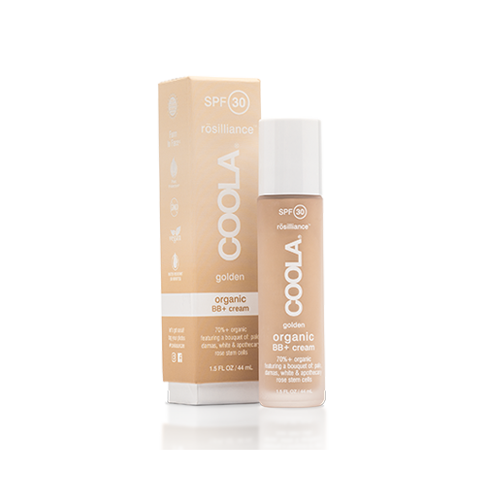 Coola Mineral Face Rosilliance Golden Tint