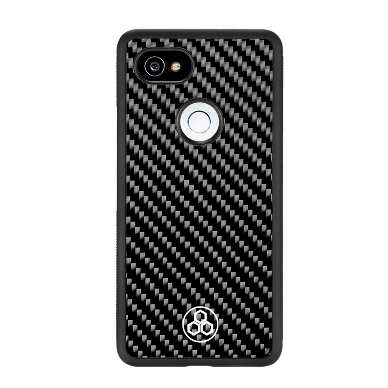 Google Pixel 3 Real Carbon Fiber Case | XGrip Series