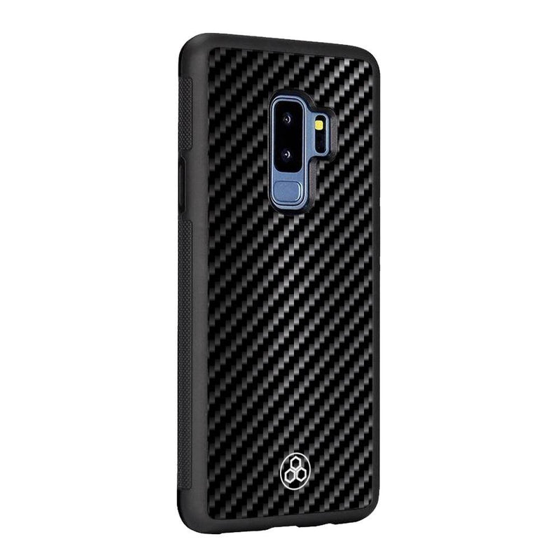 Samsung S9+ Real Carbon Fiber Case | PURSHOCK