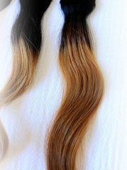 Single Clip Highlights (Golden Brown) - 1 Weft Only