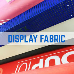 Display Fabric Printing London - Kushy Face