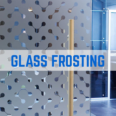 Window Manifestation | Glass Frosting | Window Graphics | Trade Only