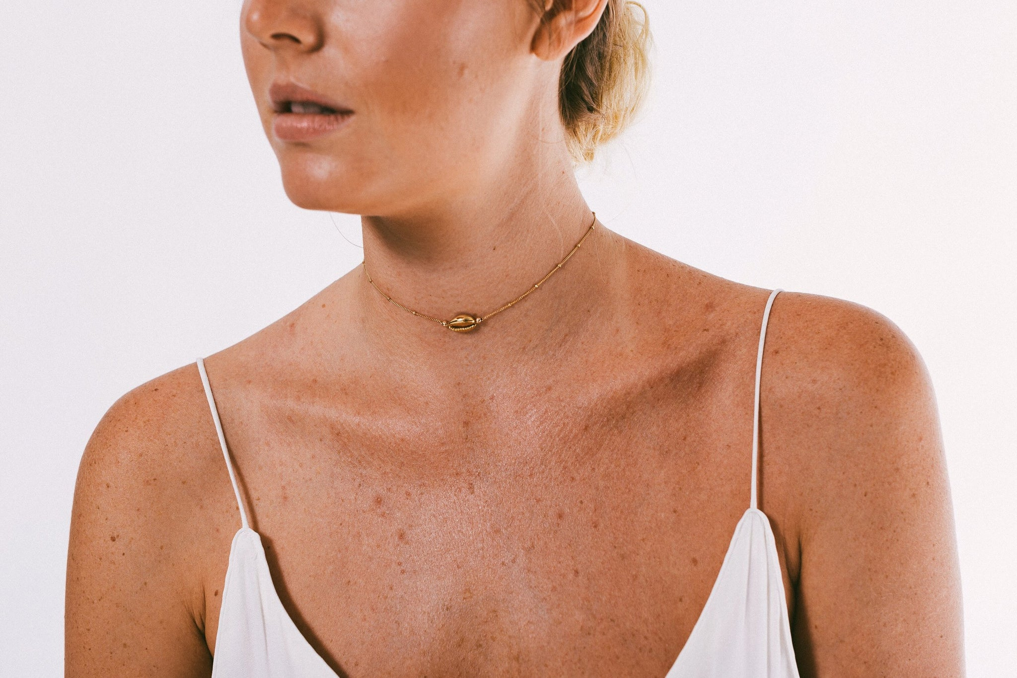 a.wattz dezigns The Luxe Baby Shelly Choker