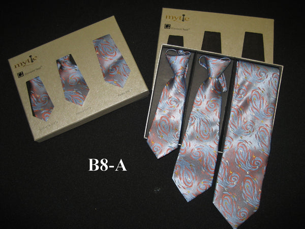 FATHER & SON TIES B8-A