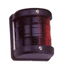 NAV LIGHT,BI   BLACK LED