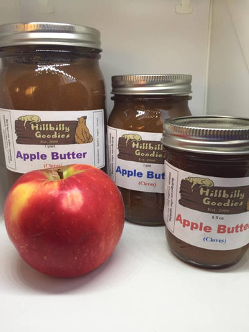 Apple Butter with Cloves