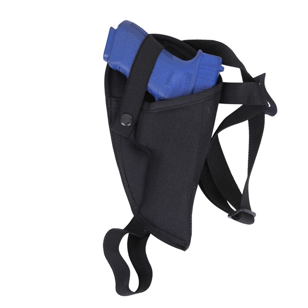 .45 Cal Enhanced Nylon Shoulder Holster