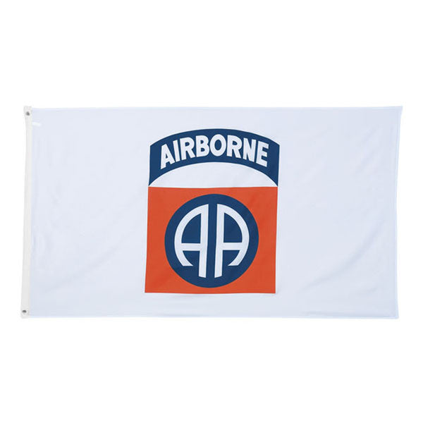 82nd Airborne Division Polyester 3 X 5 Military Flag - Star Spangled 1776