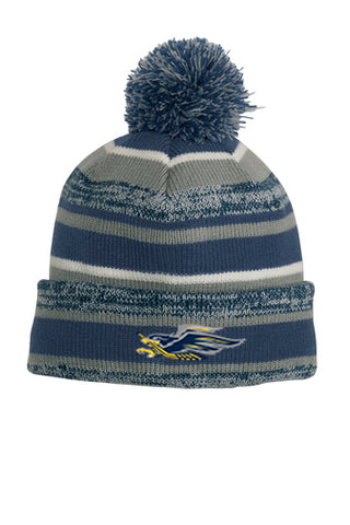 NE902 New Era Sideline Beanie - Hermantown Hawks