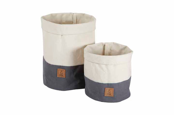 Paxton Canvas Bags Baskets - Soft Storage - Interior Trends