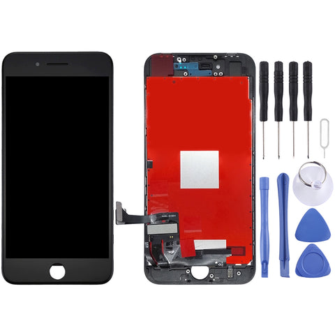 Buy Online  LCD Screen and Digitizer Full Assembly for iPhone 8(Black) Phones Spare Parts - MEGA Discount Online Store Ghana